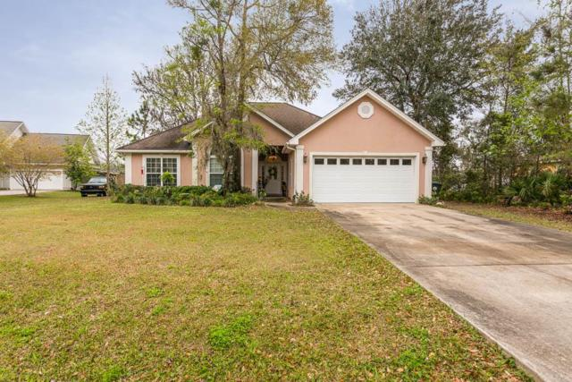 162 Water Crest Drive, Brunswick, GA 31523 (MLS #1588273) :: Coastal Georgia Living