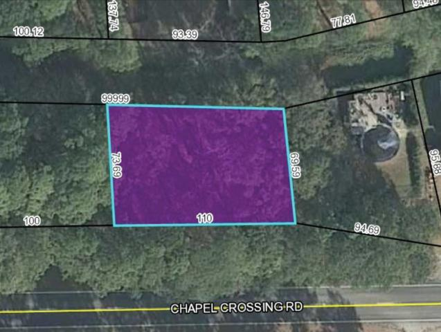735 Chapel Crossing Road, Brunswick, GA 31525 (MLS #1589216) :: Coastal Georgia Living