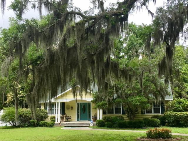 118 Mackqueen Drive, Brunswick, GA 31525 (MLS #1589268) :: Coastal Georgia Living
