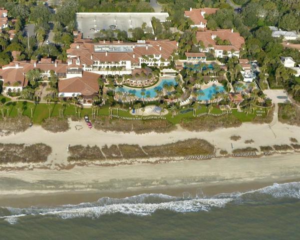 400 Beach Club Drive (Unit 202-204), Sea Island, GA 31561 (MLS #1589476) :: Coastal Georgia Living