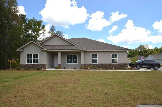 10 Bent Oak Drive, Brunswick, GA 31523 (MLS #1589942) :: Coastal Georgia Living