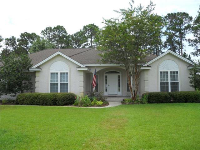 167 Wood Crest Circle, Brunswick, GA 31525 (MLS #1600072) :: Coastal Georgia Living