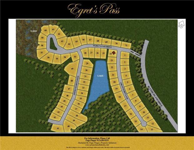 25 Snowy Egret Drive, Brunswick, GA 31523 (MLS #1600076) :: Coastal Georgia Living
