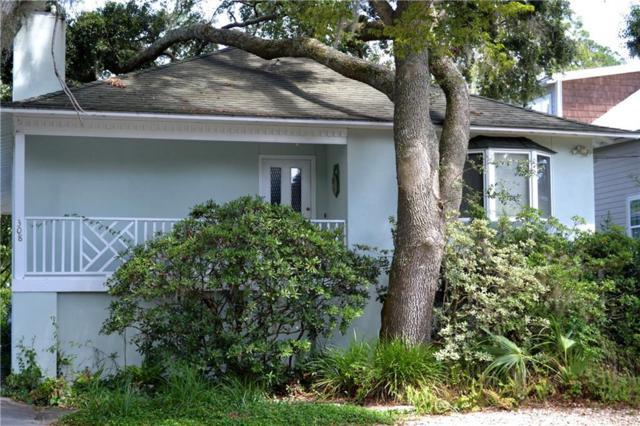 308 Peachtree Street, St. Simons Island, GA 31522 (MLS #1601368) :: Coastal Georgia Living