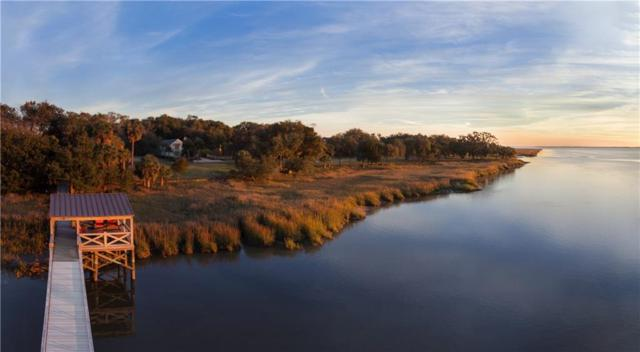 409 Yacht Club (Lot 27) Lane, St. Simons Island, GA 31522 (MLS #1601457) :: Palmetto Realty Group