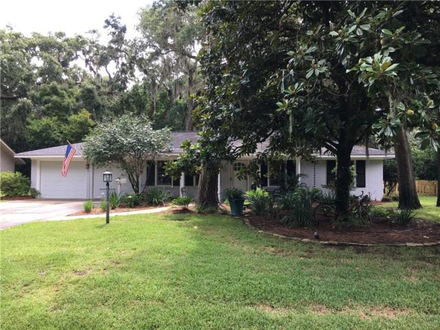815 N Riverview Drive, Jekyll Island, GA 31527 (MLS #1601715) :: Coastal Georgia Living