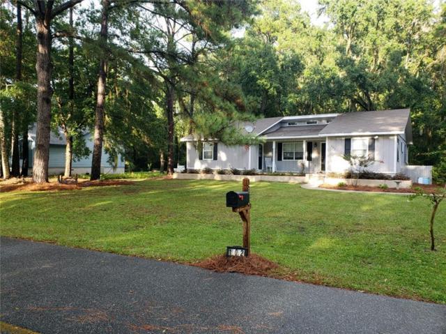 102 Marsh Oak Drive, Brunswick, GA 31525 (MLS #1601808) :: Coastal Georgia Living