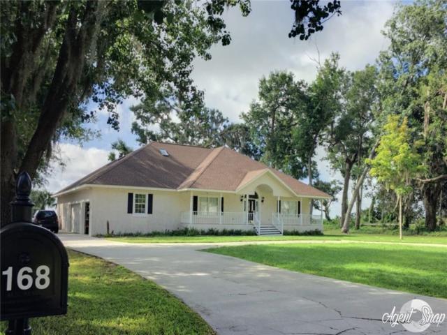 168 Royal Drive, Brunswick, GA 31523 (MLS #1601824) :: Coastal Georgia Living