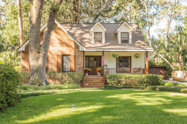 160 Paradise Marsh Circle, Brunswick, GA 31525 (MLS #1601858) :: Coastal Georgia Living