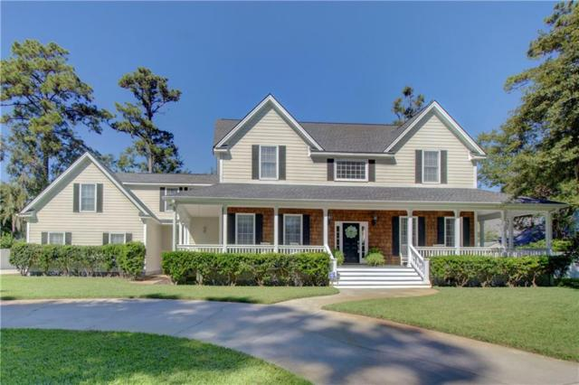 113 Bellrain Lane, St. Simons Island, GA 31522 (MLS #1603454) :: Coastal Georgia Living