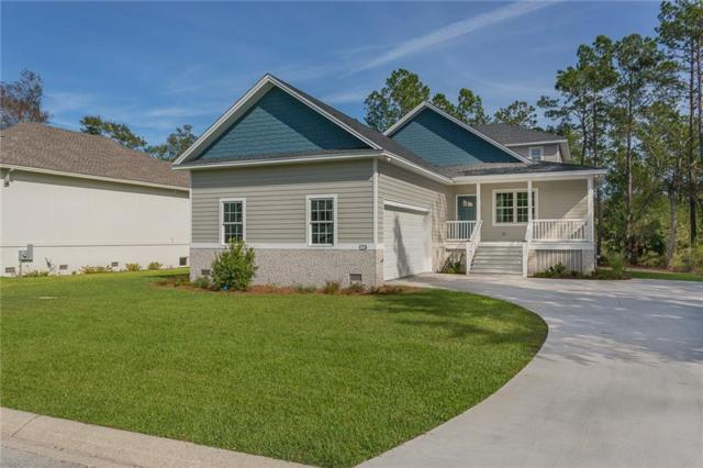 123 E Commons Drive, St. Simons Island, GA 31522 (MLS #1603633) :: Coastal Georgia Living