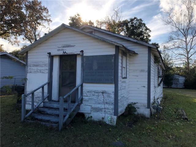 121 Cahoon Street, Brunswick, GA 31520 (MLS #1604554) :: Coastal Georgia Living