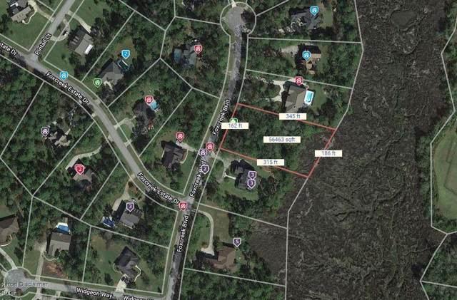 126 Foxcreek Blvd, Brunswick, GA 31523 (MLS #1606262) :: Coastal Georgia Living