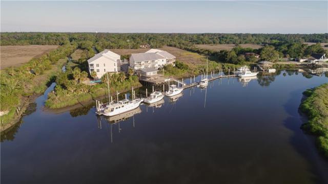 24 Hidden Harbor Road, Brunswick, GA 31525 (MLS #1606375) :: Palmetto Realty Group
