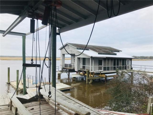 118 Zellwood Drive Drive, Brunswick, GA 31523 (MLS #1606381) :: Coastal Georgia Living