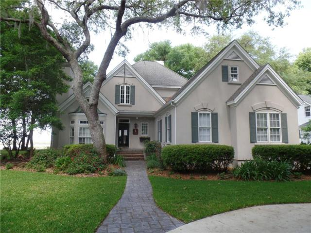 119 River Bend Drive, St. Marys, GA 31558 (MLS #1606397) :: Coastal Georgia Living