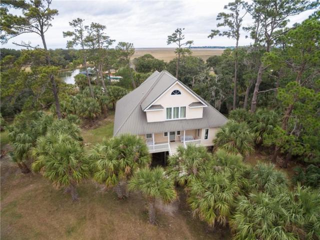 59 Barbour Island, Townsend, GA 31331 (MLS #1606485) :: Coastal Georgia Living