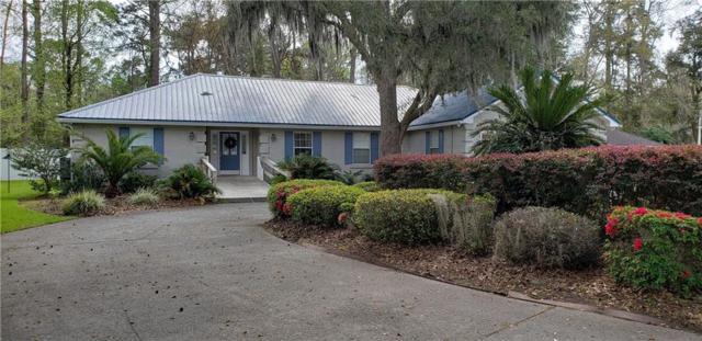 112 Oak Ridge Road, Brunswick, GA 31523 (MLS #1607708) :: Coastal Georgia Living