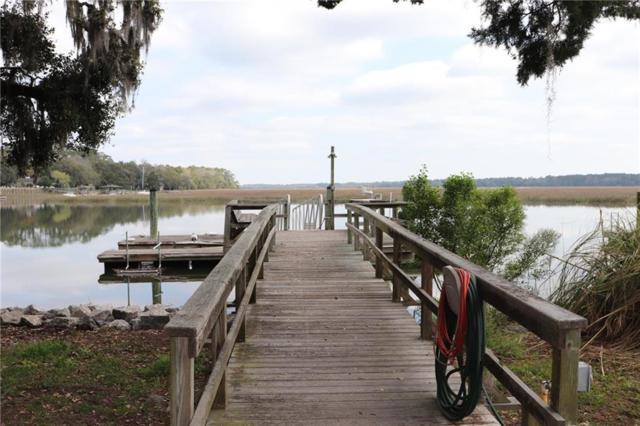 1020 Fisherman's Lodge Road Ne, Shellman Bluff, GA 31331 (MLS #1607831) :: Coastal Georgia Living