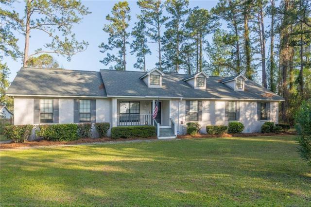 105 Clipper Lane, Brunswick, GA 31523 (MLS #1607985) :: Coastal Georgia Living