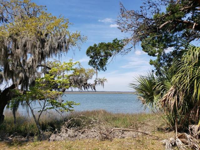 6 Barbour Island, Townsend, GA 31331 (MLS #1608029) :: Coastal Georgia Living