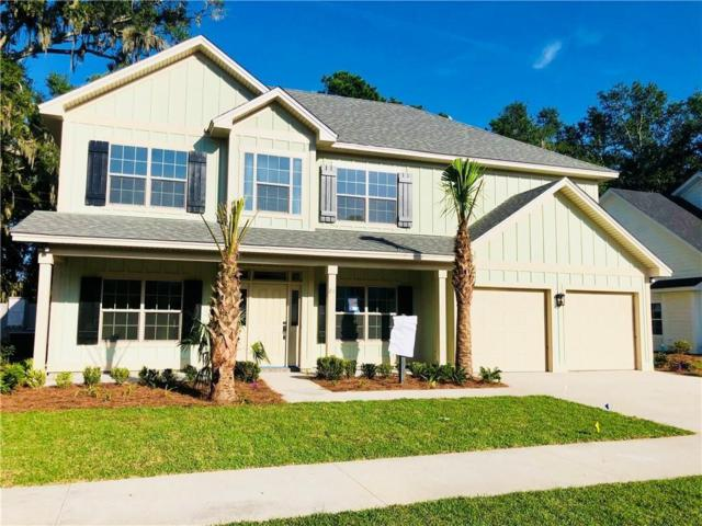 26 Tabby Place (Lot 49) Lane, St. Simons Island, GA 31522 (MLS #1609820) :: Palmetto Realty Group