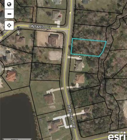 124 Huron Loop, Brunswick, GA 31523 (MLS #1610218) :: Coastal Georgia Living
