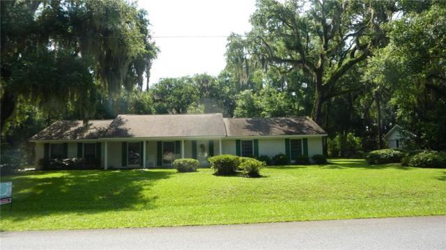 539 Old Plantation Road, Jekyll Island, GA 31527 (MLS #1610273) :: Coastal Georgia Living