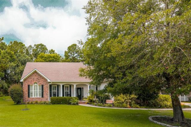 460 Perry Drive, Woodbine, GA 31569 (MLS #1610368) :: Coastal Georgia Living