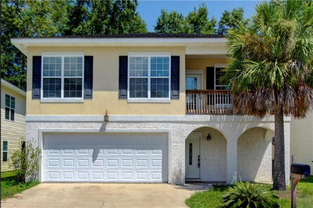 153 Drayton Circle, Brunswick, GA 31525 (MLS #1610385) :: Coastal Georgia Living