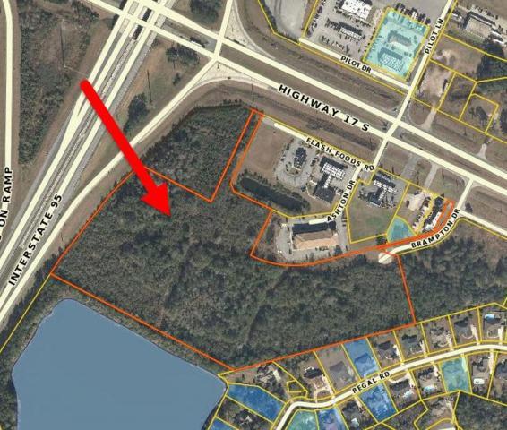 181 Brampton Drive, Brunswick, GA 31523 (MLS #1610438) :: Coastal Georgia Living