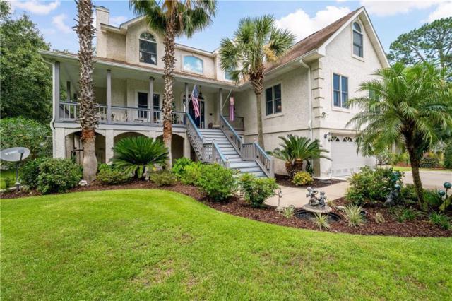 151 Zellwood Drive, Brunswick, GA 31523 (MLS #1610504) :: Coastal Georgia Living