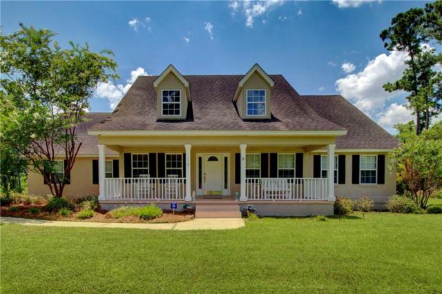 119 Oak Ridge Road, Brunswick, GA 31523 (MLS #1610559) :: Coastal Georgia Living