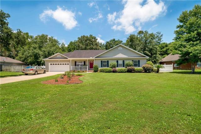 327 Brentwood Circle, Brunswick, GA 31523 (MLS #1610659) :: Coastal Georgia Living