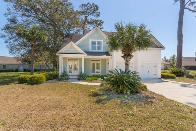 135 Country Club Drive, St Simons Island, GA 31522 (MLS #1610675) :: Coastal Georgia Living