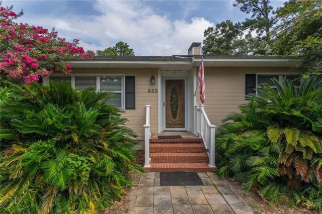 832 Crispen Blvd, Brunswick, GA 31523 (MLS #1610694) :: Coastal Georgia Living