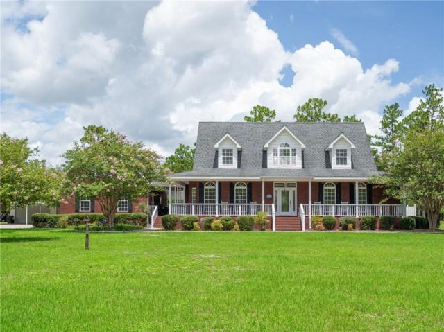 500 Country Club Road, Folkston, GA 31537 (MLS #1610781) :: Coastal Georgia Living
