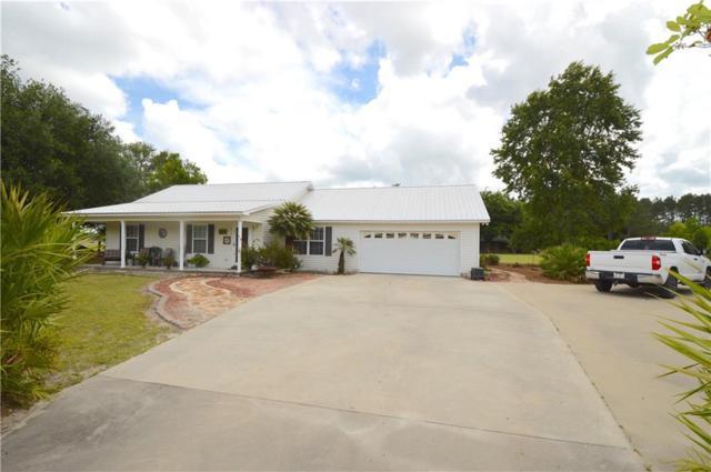 3850 Marvin Strickland Road, Waycross, GA 31503 (MLS #1610790) :: Coastal Georgia Living