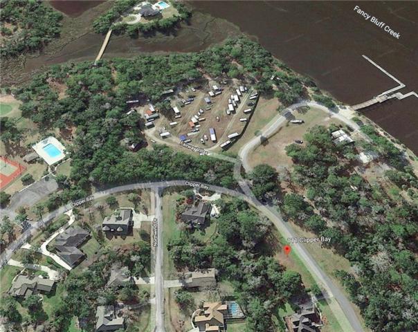 111 Clipper Bay Road, Brunswick, GA 31523 (MLS #1611813) :: Coastal Georgia Living