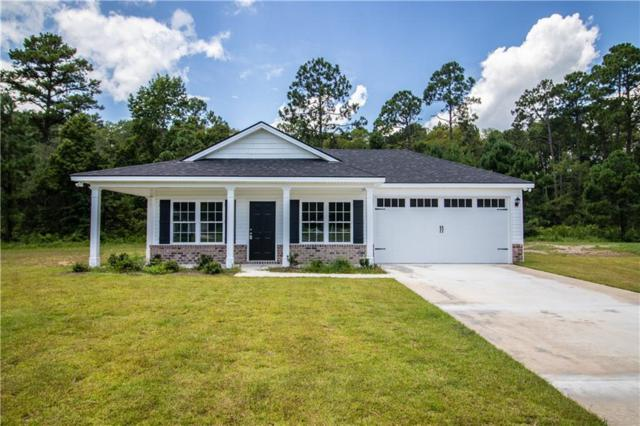 105 Haven Court, Darien, GA 31305 (MLS #1612015) :: Coastal Georgia Living
