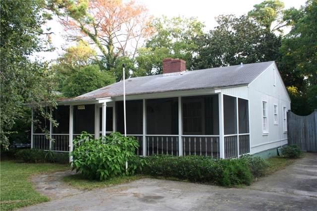 504 Sea Breeze Drive, St. Simons Island, GA 31522 (MLS #1612116) :: Coastal Georgia Living