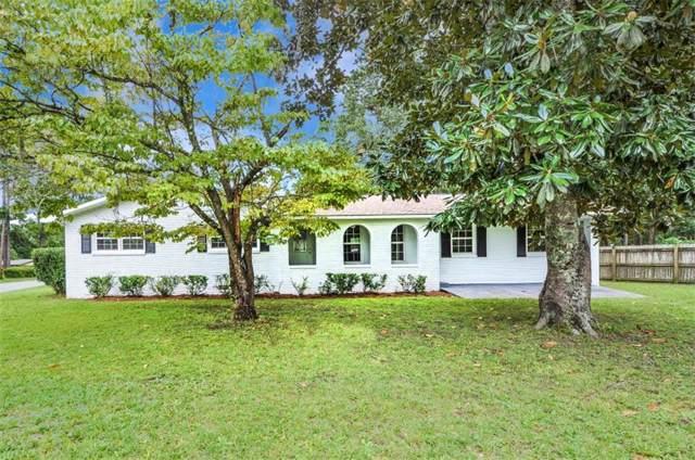 909 Clarks Bluff Road, Kingsland, GA 31548 (MLS #1612191) :: Coastal Georgia Living