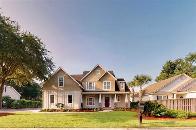 124 N Cottages Drive, St. Simons Island, GA 31522 (MLS #1612240) :: Coastal Georgia Living