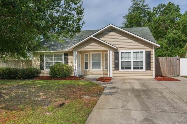 503 Loggerhead Lane, Brunswick, GA 31525 (MLS #1612381) :: Coastal Georgia Living