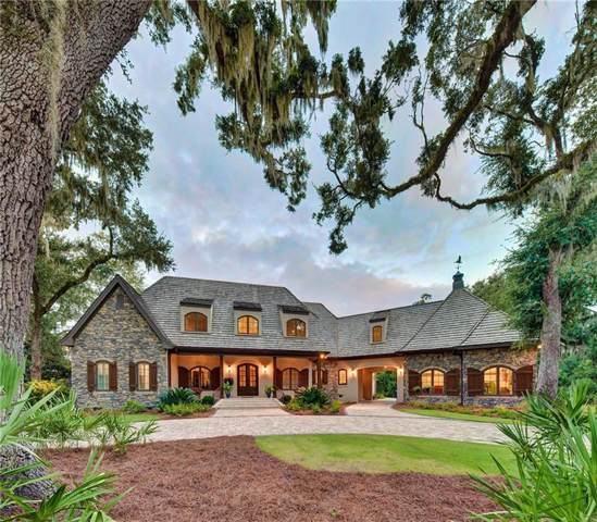 1273 Pike's Bluff  (Lot 282) Road, St. Simons Island, GA 31522 (MLS #1612382) :: Coastal Georgia Living