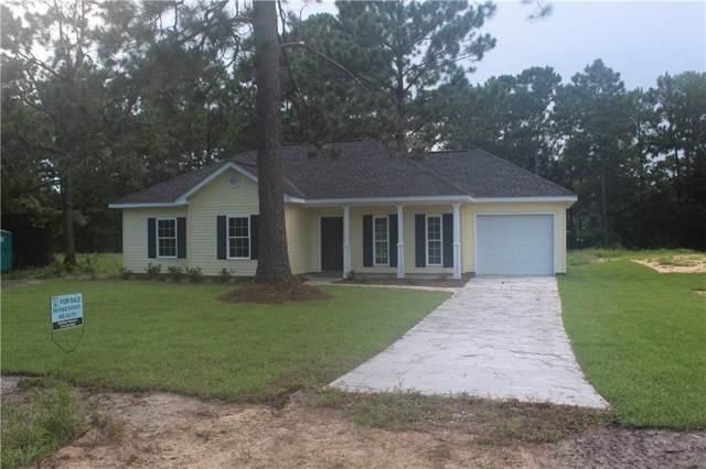 1164 Kimberly Lane, Darien, GA 31305 (MLS #1612424) :: Coastal Georgia Living