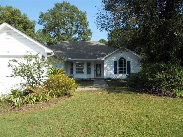 175 Timber Ridge Drive, Brunswick, GA 31525 (MLS #1612438) :: Coastal Georgia Living