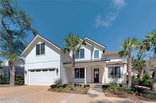 107 Yacht Club Drive, St. Simons Island, GA 31522 (MLS #1612492) :: Palmetto Realty Group