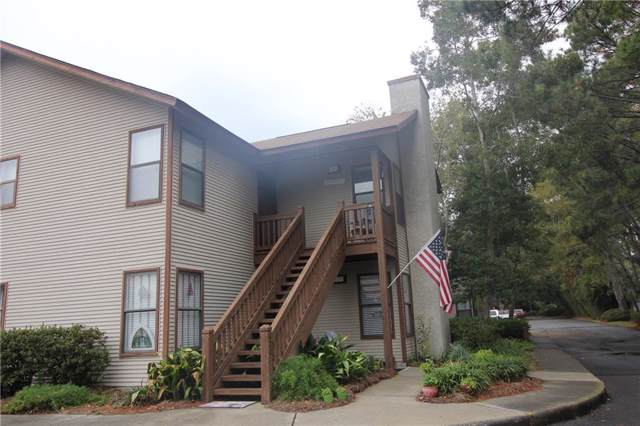 420 Harbour Oaks Drive #420, St. Simons Island, GA 31522 (MLS #1612493) :: Coastal Georgia Living