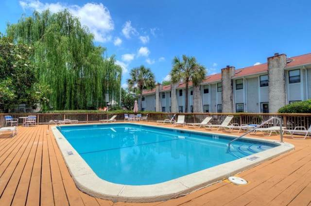 1000 Sea Island Road #8, St. Simons Island, GA 31522 (MLS #1612513) :: Coastal Georgia Living